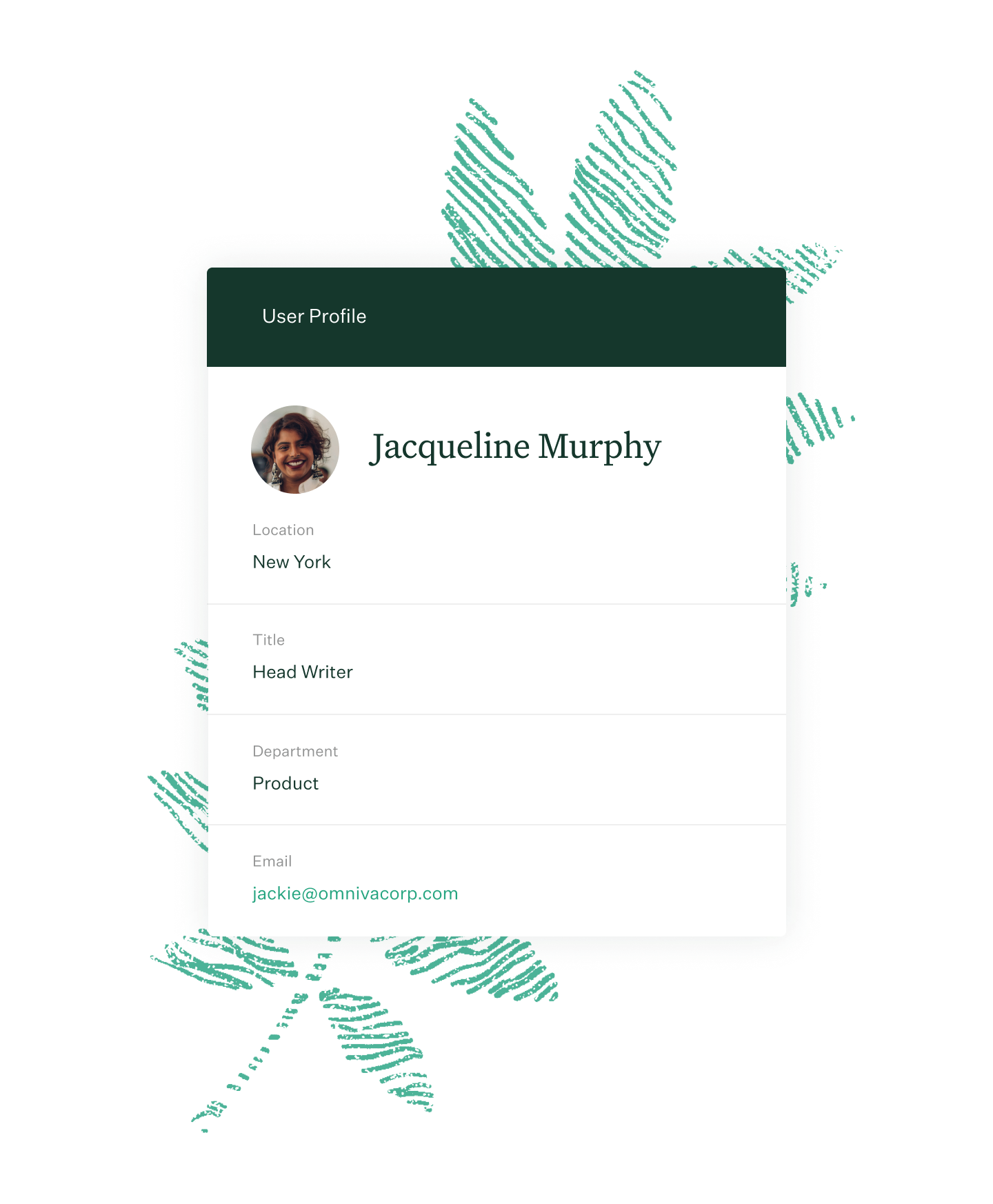 Greenhouse Onboarding user profile