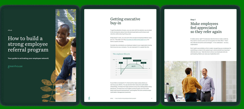 样品页面如何构建强大的员工推荐计划电子书