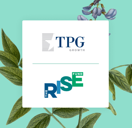 Image of TPG Growth and Rise Fund logos