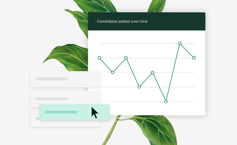 Greenhouse Report builder dashboard