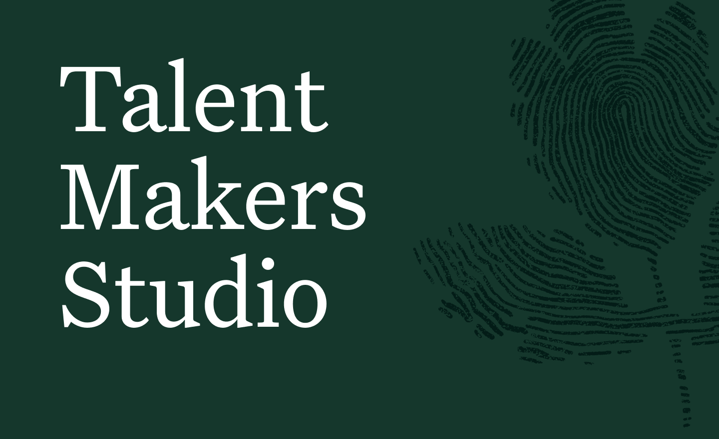 Talent Makers Studio podcast