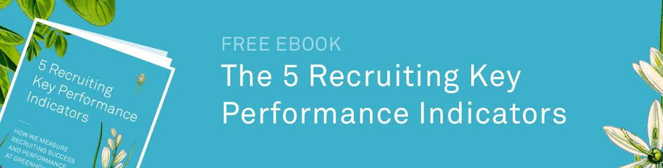 5 Recruiting KPIs