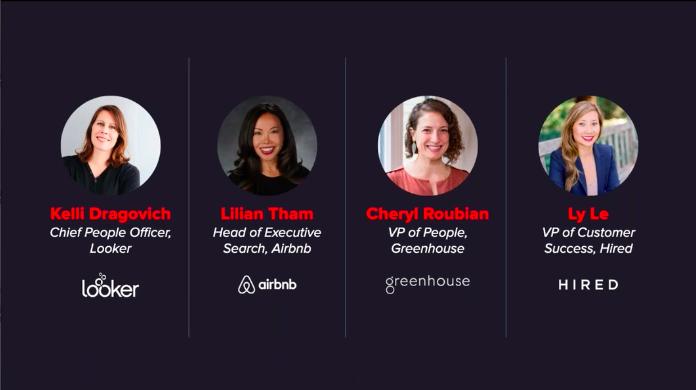 Speakers from the Emerging Trends in Employer Brand webinar