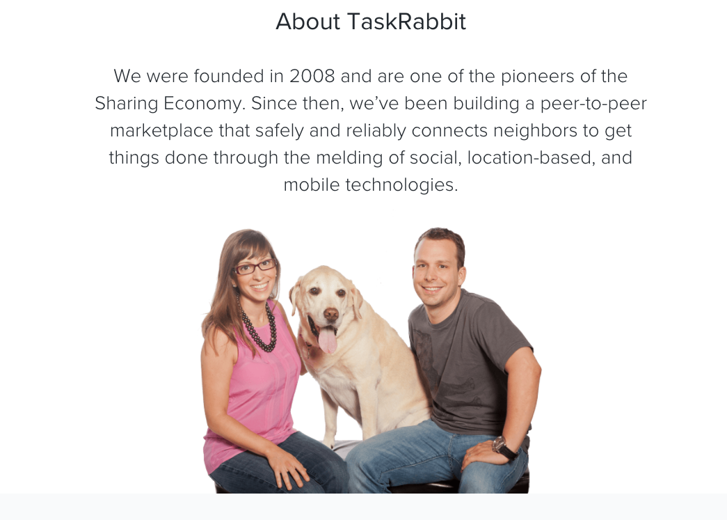 taskrabbit career page