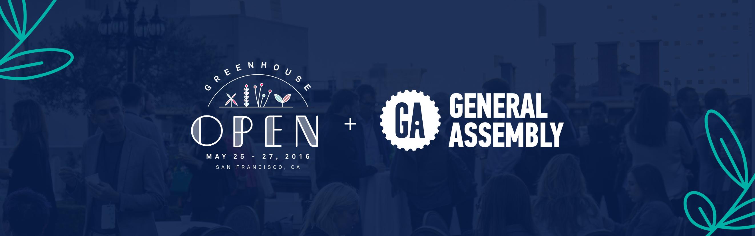 GA GH Open blog