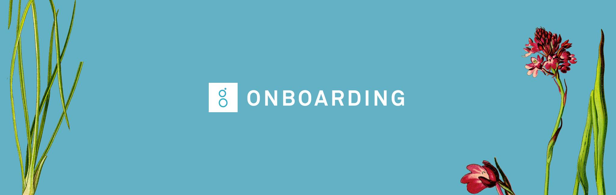 Onboarding Blog