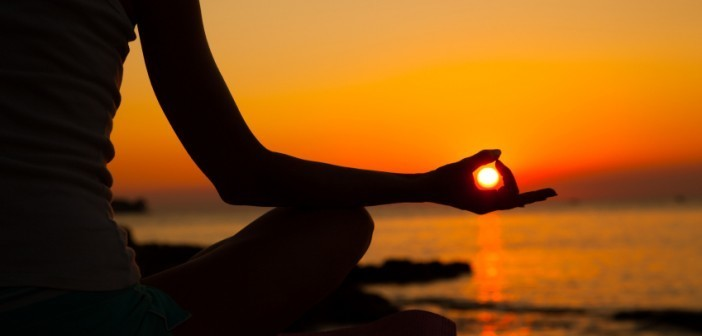 Yoga Sunset Meditation 702x336