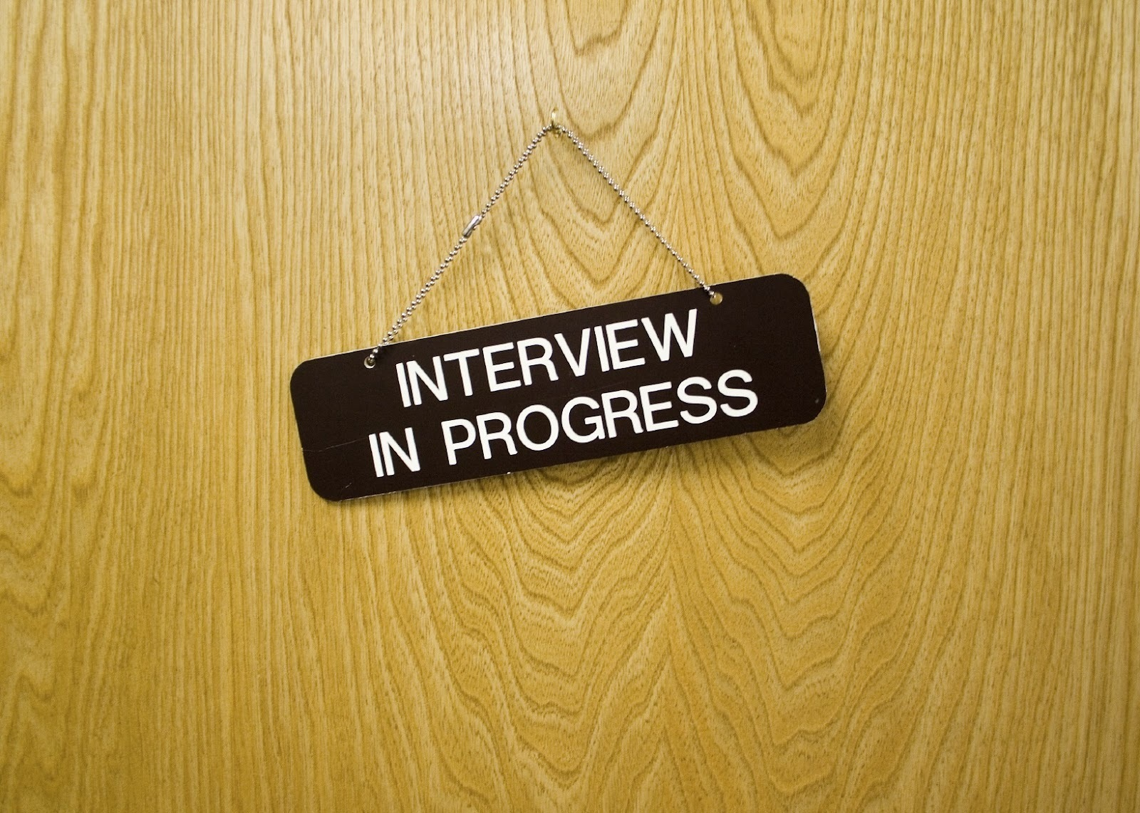Interview sign1