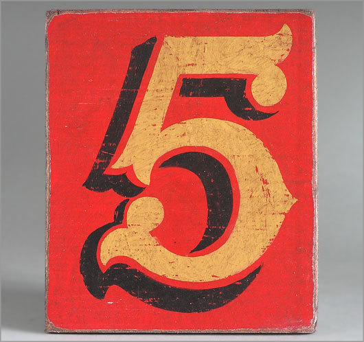 The number five blog
